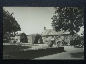 Somerset WASHFORD Dragon House - Old RP Postcard