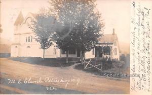 ME Church Petersburg NY 1909