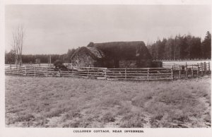 RP: Culloden Cottage , Near Inverness , Scotland , 1910-30s
