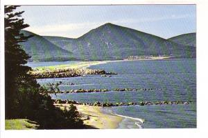 Dingwall Harbour, Sugar Loaf Northern Cape Breton, Nova Scotia, Photo Mrs JW ...