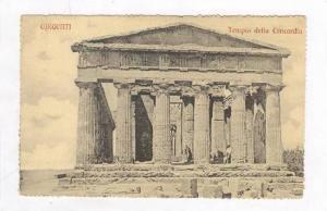 Girgenti, Tempio della Concordia, Italy, 00-10s