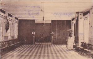 Belgium Luingne Pensionnat des Soeurs de St Charles 1909