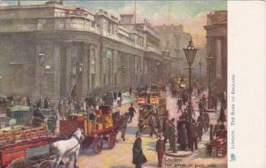 England London The Bank Of England Tucks