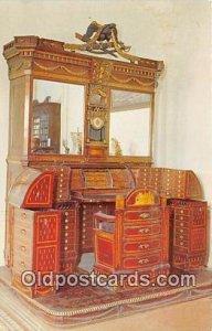Famous Napoleon Desk, Lightner Museum of Hobbies St Augustine, FL, USA Unused