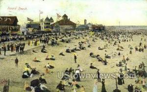Revere Beach, Massachusetts, MA Revere Beach MA 1909