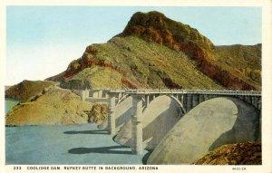 AZ - Coolidge Dam, Rupke Butte