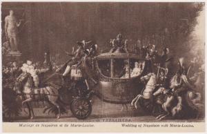 NAPOLEON'S MARRIAGE TO MARIE-LOUISE