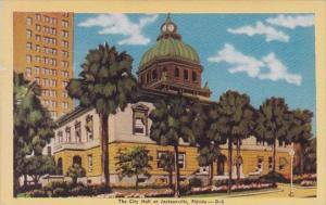 Florida Jacksonville The City Hall At Jacksonville