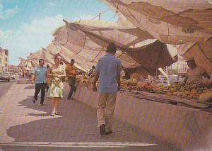 Curacao , N.A. , 50-70s ; Floating Market