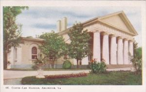 Curtis Lee Mansion Arlington Virginia