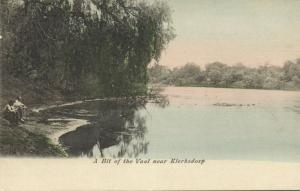 south africa, KLERKSDORP TRANSVAAL, A Bit of the Vaal (1899)