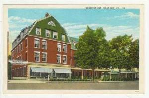 Exterior, Brandon Inn, Brandon, Vermont, 10-20s