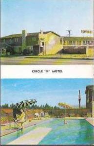 CA Culver City Circle   K   Motel