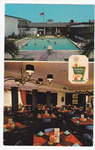 2-Views, Holiday Inn, Swimming Pool, PASCAGOULA, Missisippi, 40-60s