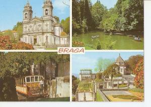 Postal 036829 : Braga (Portugal). Aspectos do Bom Jesus