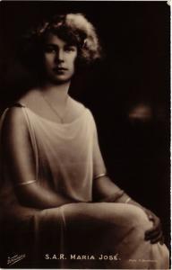 CPA S.A.R. Marie José BELGIAN ROYALTY (853186)