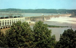 Maryland Conowingo Dam Hydroelectric Plant