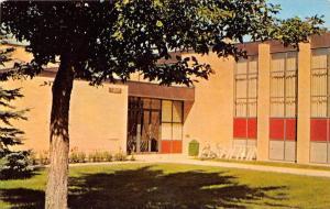3724 MN Moorhead Carl B. Ylvisaker Library, Concordia College