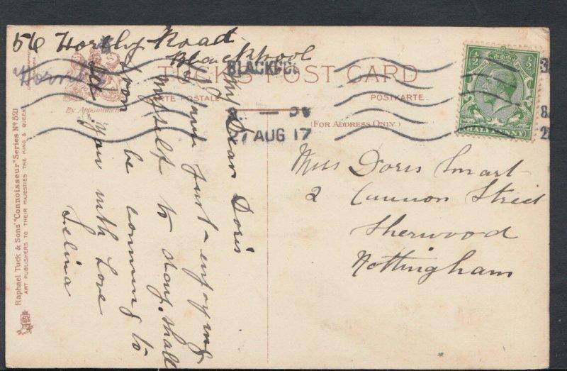 Family History Postcard - Smart - 2 Cannon Street, Sherwood, Nottingham RF1602