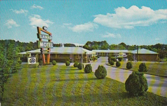 Georgia Marietta Lamar Motel