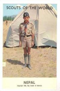 Boy Scouts of the World,Nepal,40-60s
