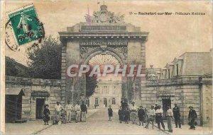 Old Postcard Rochefort sur Mer Maritime Prefecture