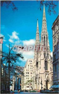 Modern Postcard St Patrick's Cathedral