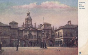LONDON, England, 1900-1910s ; The Horse Guards ; TUCK 770