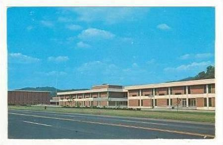 John Marshall High School, Glen Dale, West Virginia, 1960-70s