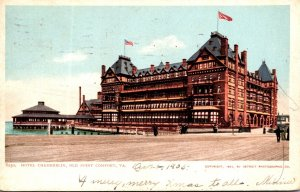 Virginia Old Point Comfort Hotel Chamberlain 1905 Detroit Publishing