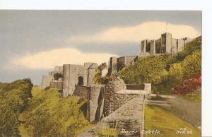 Postal 035853 : Dover Castle