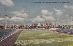TAMPA , Florida, 1952 ; Stadium