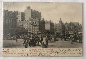 Market square, Johannesburg (1906) Barnett Photography Market Buildings
