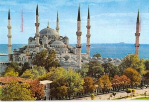 B109887 Turkey Istanbul The Blue Mosque Sultanahmet Camii