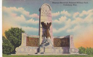 Missouri Memorial National Military Park Vicksburg Mississippi