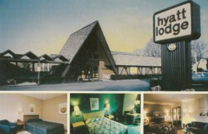 BELLEVILLE , Illinois, 1950-60s ; Hyatt lodge