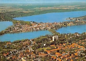 Inselstadt Ratzeburg Gesamtansicht Panorama Lac Lake General view