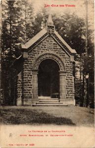 CPA Les Cols des Vosges La Chapelle de la Chapelotte (401114)