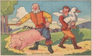 Gelukkige Hans , 1910-20s #1