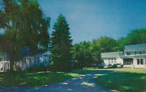 Tuscarora Inn Mount Bethel Pennsylvania 1963