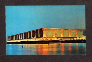 IL McCormick Place Shopping Center Plaza Chicago Illinois Postcard Lake Michigan