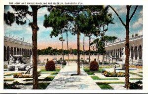 Florida Sarasota The John and Mable Ringling Art Museum 1932