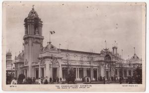 French Applied Art Palace, Franco British Exhibition PPC- Miss Stout, Esquelines