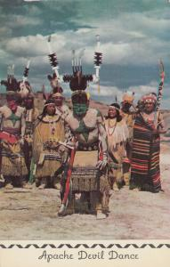 Apache Devil Dance, PU-1960