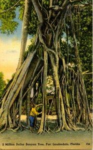 FL - Fort Lauderdale. Banyan Tree