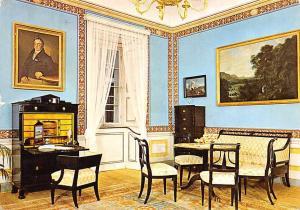 Czech R. Statni Zamek Kozel Salon Pro Hosty, Castle Salon for Guests