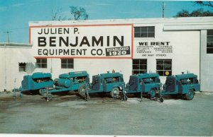 JACKSONVILLE , Florida , 1950-60s BENJAMIN Equipment Co