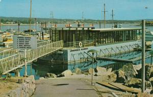 VICTORIA , B.C. , Canada , 50-60s ; Undersea Garden, Oak Bay Marina