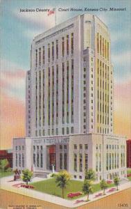 Jackson County Court House Kansas City Missouri