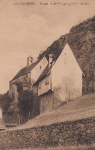 KAYSERSBERG , France, 1900-1910's ; Chepelle St-Wolfgang
